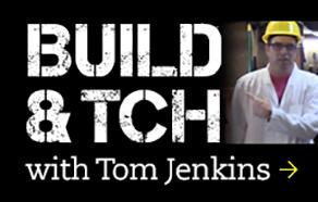 Tch DIY: Build & Tch
