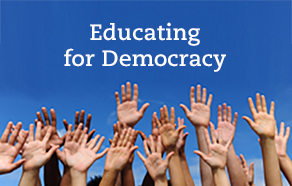 Educating for Democracy Deep Dive