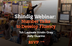 Shindig Webinar Number Talks
