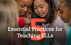 5 Essential Practices SFUSD ELL Video Series Promo
