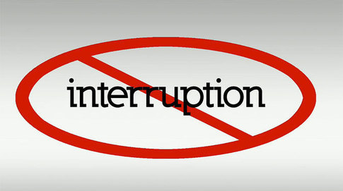 Image result for interruptions