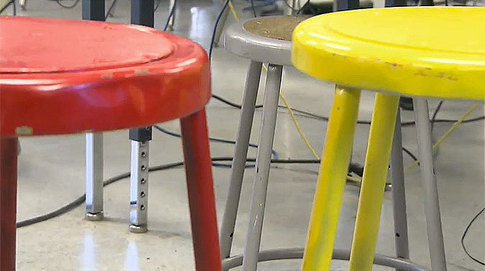 Adding Color to the Classroom