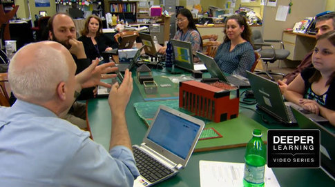 Critical Friends: Looking at Student Work